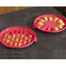 MOULES PATISSIERS LOT DE 2