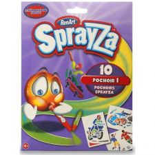 SPRAYZA POCHOIRS