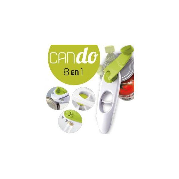 Cando ouvre tout 8 en un tv - Comment utiliser un ouvre boite ...