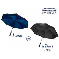 WONDERDRY- PARAPLUIE MAGIC LOT DE 2