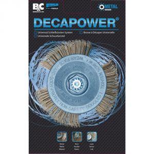 DECAPOWER - BROSSE SPECIAL METAL