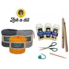 KIT CROCHET ZAK A DIT