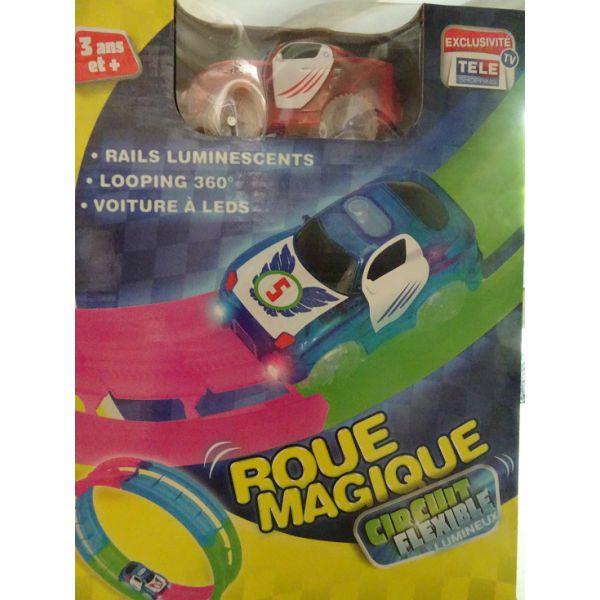 Roue Circuit Caddy Flexible Tv Magique re mNw80n