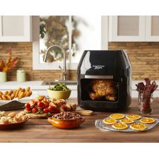 POWER AIR FRYER OVEN (*)