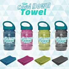 COOL DOWN TOWEL SERVIETTE RAFRAICHISSANTE