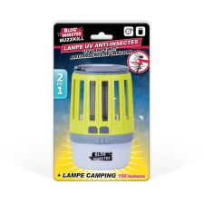 LAMPE UV ANTI INSECTES NOMADE