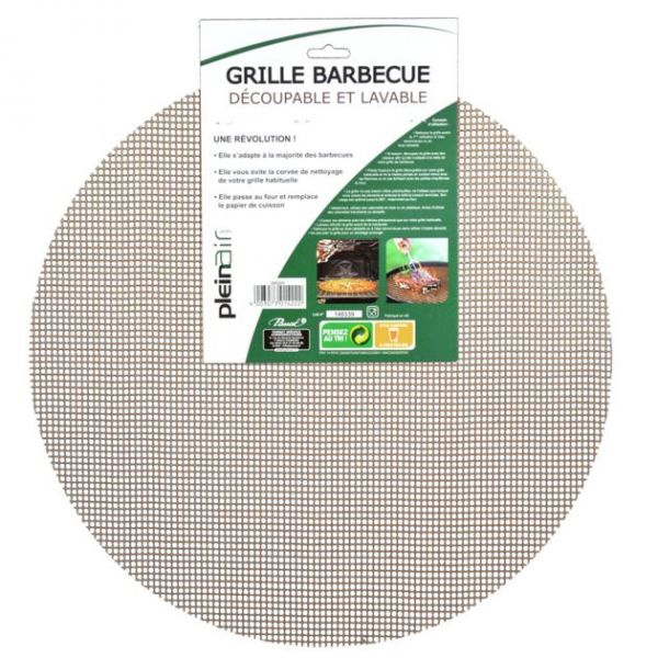 Grille barbecue ronde decoupable tv - Grille de barbecue ronde ...