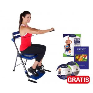 SIMPLY FITNESS - CHAIR GYM