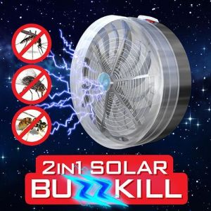BUZZKILL TUE INSECTES SOLAIRE