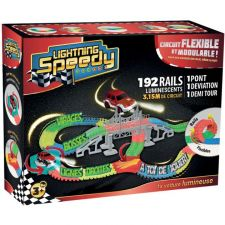 LIGHTNING SPEEDY 192 PIECES