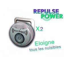REPULSE POWER LOT DE 2