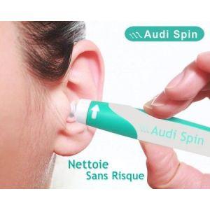 AUDI SPIN LOT DE 2- EAR WIZARD